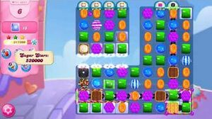 Candy Crush Saga - Level 4671 - No boosters ☆☆☆