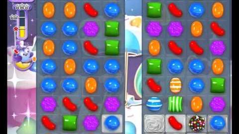 Candy Crush Saga Dreamworld Level 353 (Traumwelt)