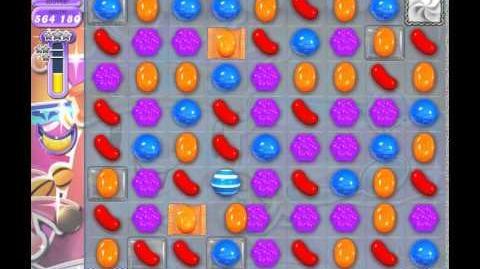 Candy Crush Saga Dreamworld Level 608 (No booster)