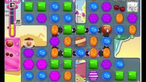 Candy Crush Saga LEVEL 2085 NO BOOSTERS (new version 20 moves)