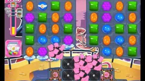Candy Crush Saga Level 1786 NO BOOSTER (3 Stars)