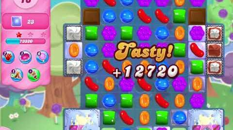 Candy Crush Saga Level 2674 NO BOOSTERS (38 moves)