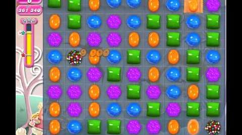 Candy Crush Saga Level 336 - 3 Star - no boosters