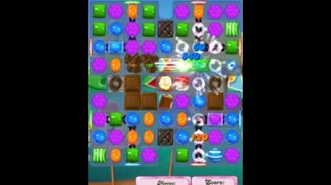 Candy Crush Level 1919 (3rd version, 20 moves)