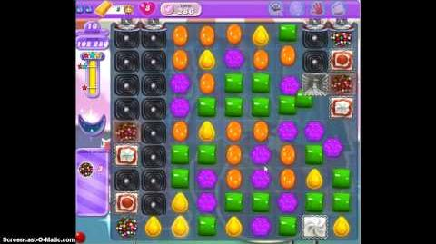 Candy Crush Saga Dreamworld 286 Walkthrough No Booster