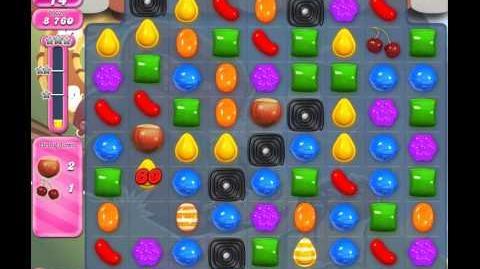 Candy Crush Saga Level 1054 (No booster)