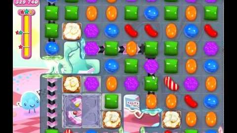 Candy Crush Saga Level 1118