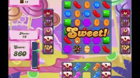 Candy Crush Saga Level 2391 NO BOOSTERS (new version)