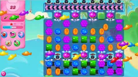 Candy Crush Saga Level 3281 NO BOOSTERS