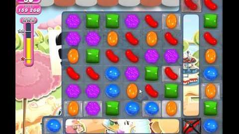 Candy Crush Saga Level 873 No Boosters