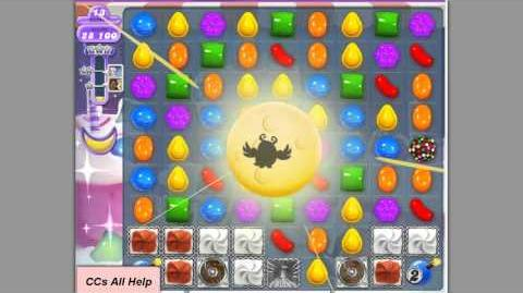 Candy Crush DREAMWORLD Level 358 3*