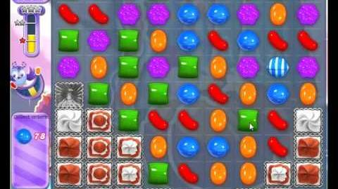 Candy Crush Saga Dreamworld Level 281 (Traumwelt)