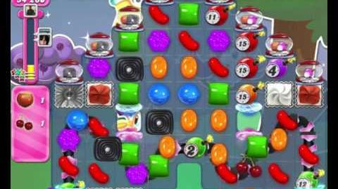 Candy Crush Saga LEVEL 2348 NO BOOSTERS (5 candy colors)