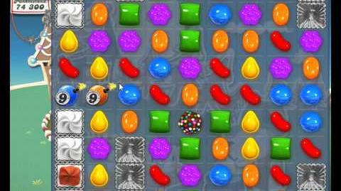 Candy Crush Saga Level 144-1