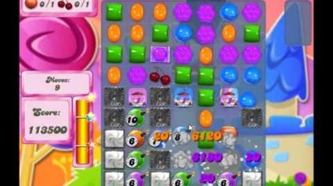 Candy Crush Saga Level 2547 - NO BOOSTERS