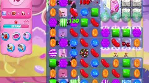 Candy Crush Saga Level 3793 NO BOOSTERS