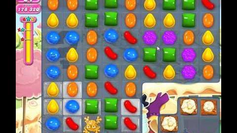 Candy Crush Saga Level 865 No Boosters