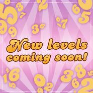 New levels announcement 139