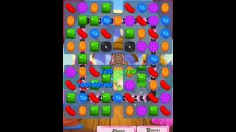 Candy Crush Level 1908 (2nd version, 26 moves)