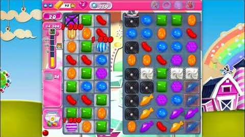 Candy Crush Saga - Level 250 - No boosters ☆☆☆