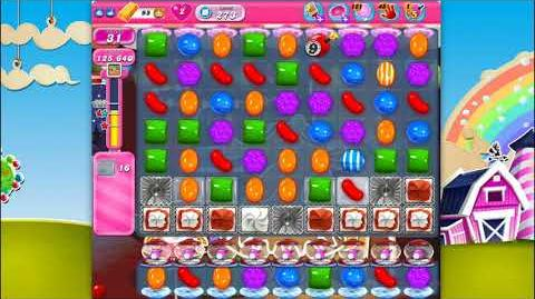 Candy Crush Saga - Level 273 - No boosters ☆☆☆