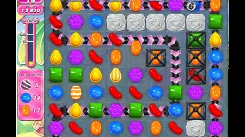 Candy Crush Saga - Level 633 - No Boosters