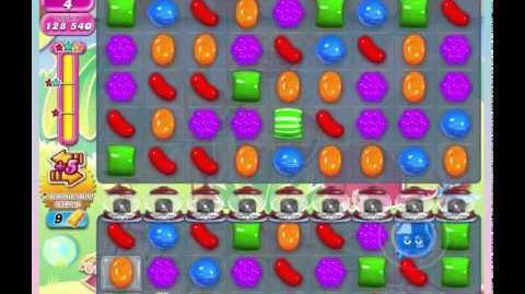 Candy Crush Saga - Level 634 - No Booster