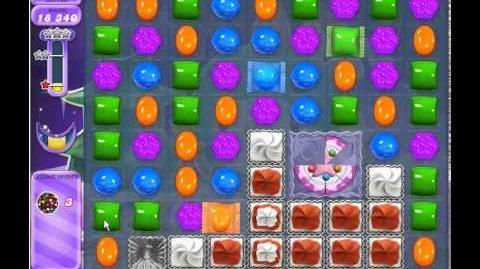 Candy Crush Saga Dreamworld Level 379 (3 star, No boosters)