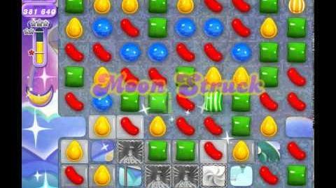 Candy Crush Saga Dreamworld Level 434 (3 star, No boosters)