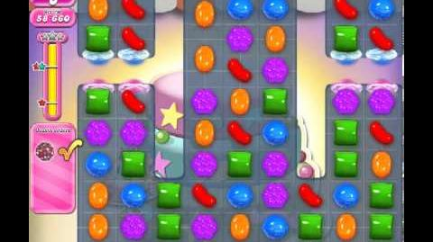 Candy Crush Saga Level 212 - 3 Star - no boosters