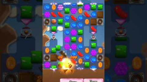 Candy Crush Saga Level 2152 NO BOOSTER (2nd Version)