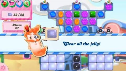 Candy Crush Saga Level 2806 NO BOOSTERS