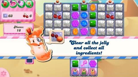 Candy Crush Saga Level 2854 NO BOOSTERS