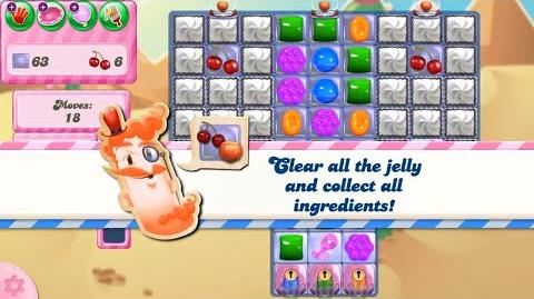Candy Crush Saga Level 2854 NO BOOSTERS