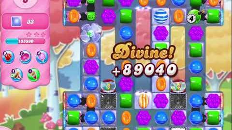 Candy Crush Saga Level 3050 NO BOOSTERS (15 moves)