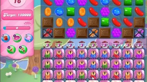 Candy Crush Saga Level 3779 No Boosters