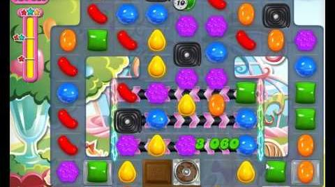 Candy Crush Saga Level 578 (bugfixed)