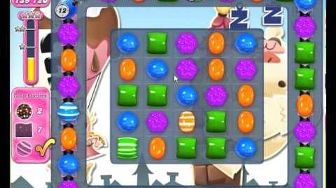 Candy Crush Saga level 705 No booster used!