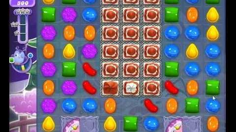 Candy Crush Level 367 (Dreamworld) Odus