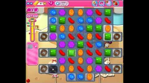 Candy Crush Saga - Level 170 - No boosters ☆☆☆