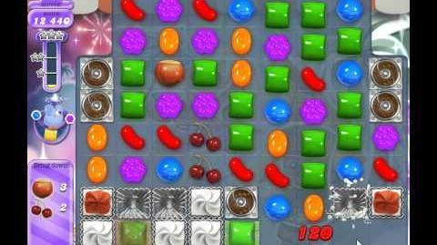 Candy Crush Saga Dreamworld Level 187 No Booster