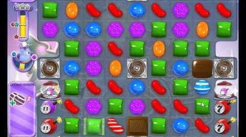 Candy Crush Saga Dreamworld Level 266 (Traumwelt)-0