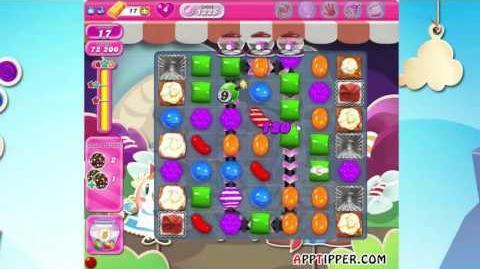 Candy Crush Saga Level 1225 - ★★★