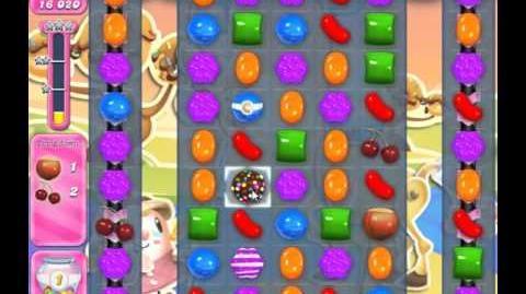 Candy Crush Saga Level 1552