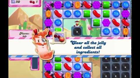 Candy Crush Saga Level 2509 NO BOOSTERS (20 moves)