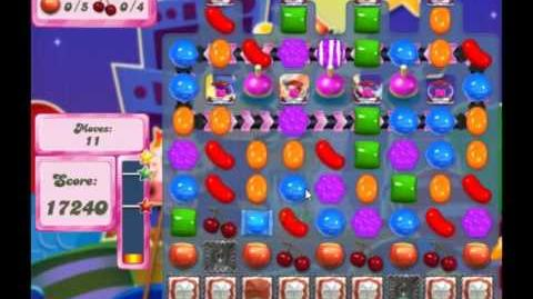 Candy Crush Saga Level 2535 - NO BOOSTERS