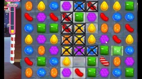 Candy Crush Saga Level 261
