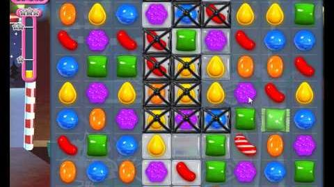 Candy Crush Saga Level 261