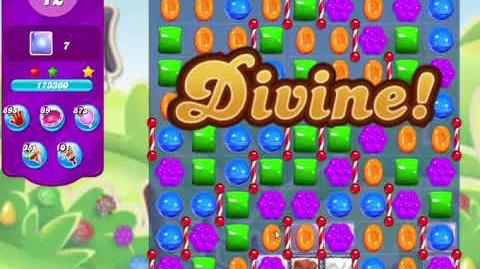 Candy Crush Saga Level 3751 NO BOOSTERS (22 moves)