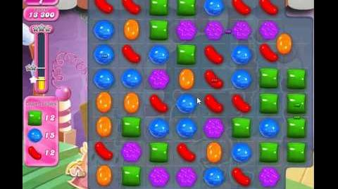 Candy Crush Saga Level 764(No booster, 3 Stars)
